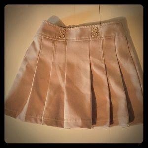 Izod pleated skirt built in shorts
